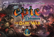 Tiny Epic Defenders - The Dark War Expansion (Special Offer)